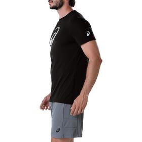 asics GPX Koszulka do biegania z krótkim rękawem Mężczyźni czarny